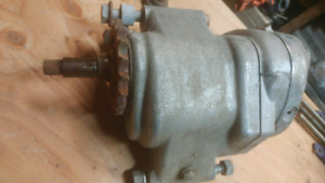 750 Gearbox