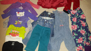 40 pieces baby girl clothes excellent condition Kitchener / Waterloo Kitchener Area image 3