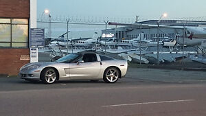 2005 Chevrolet Corvette Targa Coupe (2 door)