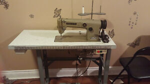 Brother Industrial sewing machine for sale. Very reliable