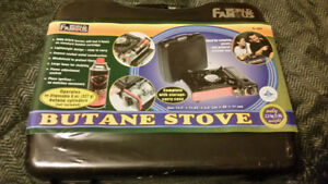 Butane stove new in package