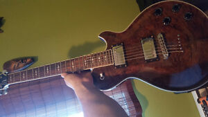 Guitare Michael Kelly Pagriot decree