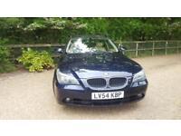 BMW 525 2.5 auto 2005MY i SE Touring