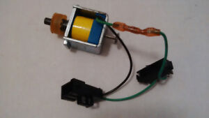 Volvo 850 C70 S70 V70 Shift Interlock Solenoid Gear Selector