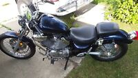 1993 virago 535 excellent condition