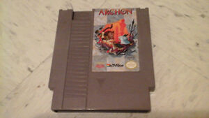 Nes game Archon for sale London Ontario image 4