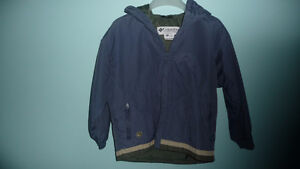 2 -YOUTH / BOYS JACKETS-SIZE M-COLUMBIA & BONFIRE