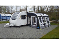 2015 Sprite Major 6TD SR *DIAMOND PACK* - Immaculate Condition + Motor Mover + Awning + Extras...