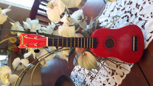 RED BEAUTY---UKELELE ---