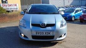 2009 Toyota Auris 1.6 VVT-i SR 5dr