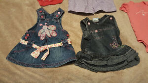 Baby girl 3 months clothes