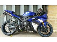 Yamaha YZF-R1, 2008, 36,900 Miles, Excellent Condition