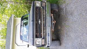 1976 Chevrolet Blazer Pickup Truck