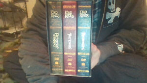Lord of the Rings Extended DVD for Sale ASAP