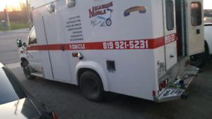 Service de pneus et mecanique mobile