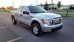 2010 Ford F-150 6 Passenger 4X4 Pickup Truck Certified