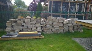 Deck/Wall Bricks