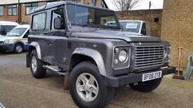 Land Rover Defender 90 XS 2.4TDi Diesel 4x4 Grey HURRY ONLY 5 DAYS REMAINING