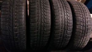 WINTER TIRES  185/60/r15  AND 185/65/15