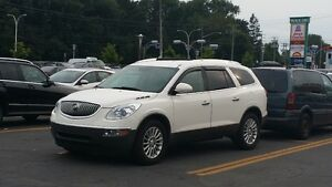 2010 Buick Enclave CXL, white, leather, 7pax, Cam, Bluetooth