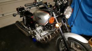 Honda CBX wanted