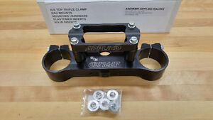 KTM Applied Racing Vibration Damping Top Triple Clamps