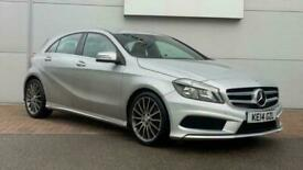 image for 2014 MERCEDES A-CLASS A200 CDI BlueEFFICIENCY AMG Sport 5dr Auto Hatchback diese