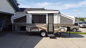 Mint condition 2015 Forest River Viking 2108ST Tent Trailer