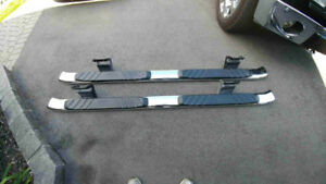 Like new Ford F-150 running boards