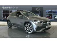 2020 Mercedes-Benz GLA 200 AMG Line 5dr Auto Petrol Hatchback Hatchback Petrol A