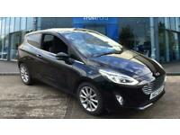 2017 Ford Fiesta 1.0 EcoBoost 125 Titanium 3dr-Rear Sensors,Rear privacy glass,B