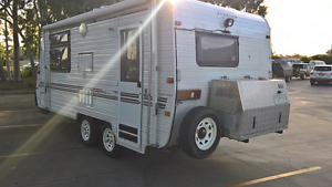 1997 Evernew 18',  Island Bed, En suite, Dual axle, Modernised ++ Dubbo Dubbo Area Preview