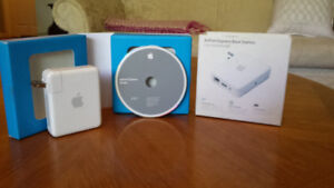 Apple Air port extreme and Air port express
