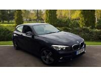 2015 BMW 1 Series 118i Sport 3dr Manual Petrol Hatchback