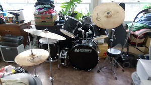 5piece westbury drum kit