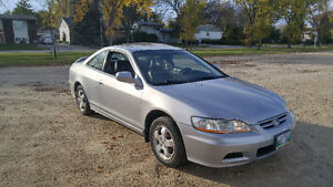 Amazing deal fully loaded Honda Accord EX Coupe