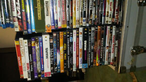 Dvds and blue rays