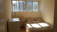 $600 Great Spacious Room in Apartment @ Don Mills/ Eglinton