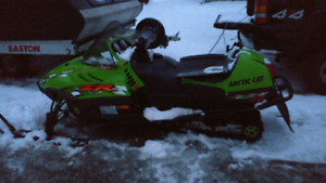 2001 zr 600 for parts or repair