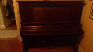 Gourley Upright Piano Peterborough Peterborough Area image 1