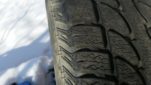 New Winter Nokia Vativa Tires