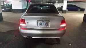 B5 s4 clean title needs wheel bearing and front bumper
