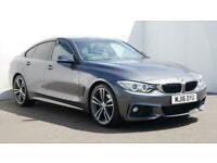 2016 BMW 4 Series 420i M Sport 5dr Auto [Professional Media] Coupe petrol Automa