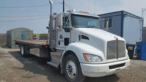 Towing from Medicine Hat to Calgary or Edmonton.