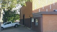 Shop Space for Lease - Approx. 3500SF