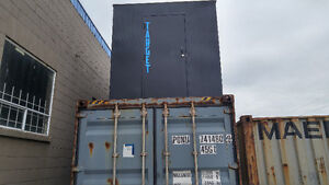Shipping Sea Containers