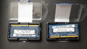Hynix Laptop Memory: 2GB (2x2GB)