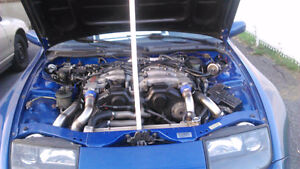1990 Nissan 300ZX 2+2 swap jdm twin-turbo Québec City Québec image 6