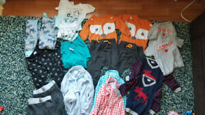 3 lots boys clothes