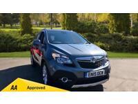 2015 Vauxhall Mokka 1.7 CDTi SE Automatic Diesel Hatchback